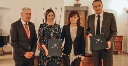 Številne priložnosti za sodelovanje med regijama Jukatan in LUR