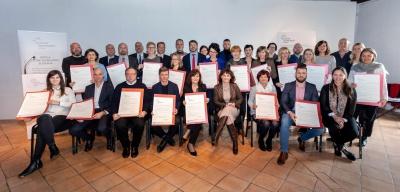 Podpis listine raznolikosti 2019 Skupinska