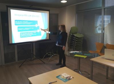 Predstavitev projekta RŠS december 2019