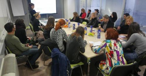 RRA LUR hrvaškim kreativcem predstavila dobre prakse spodbujanja razvoja KK sektorja