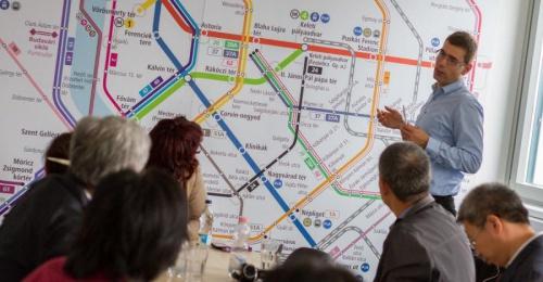 SMART-MR: Trajnostni ukrepi za učinkovitejši promet v metropolitanskih regijah