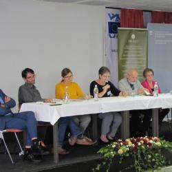 Slovenski regionalni dnevi 2019 - okrogla miza o demografskih spremembah - foto Erik Logar
