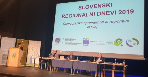 Na Slovenskih regionalnih dnevih tudi o pokrajinah in trajnostni mobilnosti