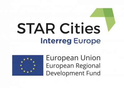 STAR Cities EU flag