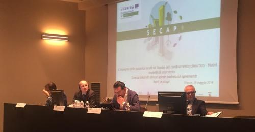 SECAP: Zaveza lokalnih oblasti na področju podnebnih sprememb - novi pristopi