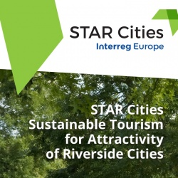 STAR Cities Sustainable Tourism for Attractivity of Riverside Cities