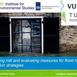 TURaS Predstavitev poplavnih modelov tuji primeri