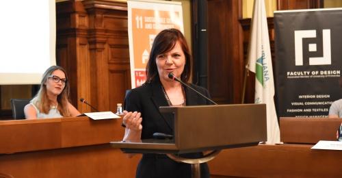 RRA LUR sodelovala na World Design Talk -  trajnostna mesta in skupnosti