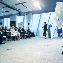 Zlati kamen 2020 - mag. Lilijana Madjar, direktorica RRA LUR