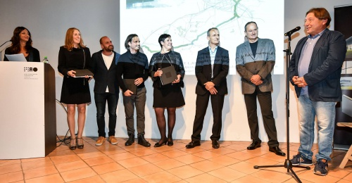 Study of the navigability of the river Ljubljanica wins Golden Pencil