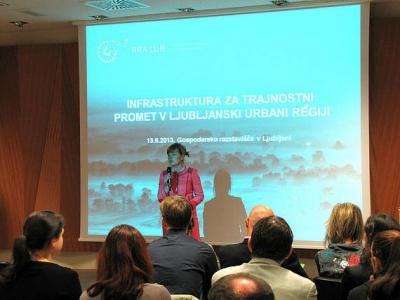 Lilijana Madjar, foto: arhiv RRA LUR