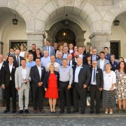 Podpis sporazuma za kandidaturo Ljubljane za Evropsko prestolnico kulture 2025