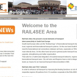 RAIL4SEE: Railway Hub Cities in the South East Europe