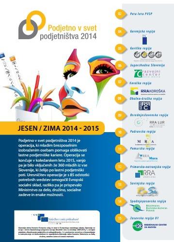 Bilten PVSP 3 skupina 2014