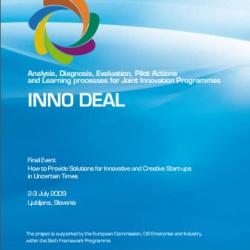 INNO-DEAL Final Brochure July 2009