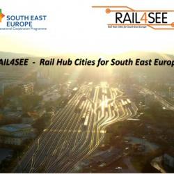 RAIL4SEE Mestna železniška središča JV Evrope: Ljubljana 1