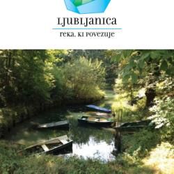 Brošura Ljubljanica: reka, ki povezuje