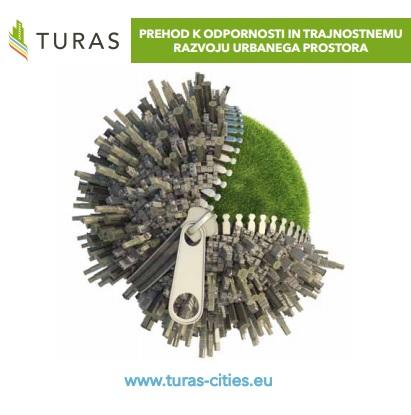 TURAS Prehod k odpornosti in trajnostnemu razvoju urbanega prostora