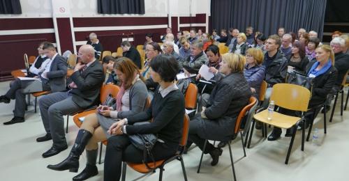 Lokalna akcijska skupina »LAS Za mesto in vas« izbrala vodstvo ter potrdila Strategijo lokalnega razvoja