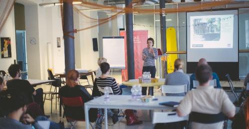 CRE:HUB Ljubljana: Srečanje partnerjev v regiji znanja, talentov in inovativnosti