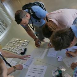 Na poletni šoli CREA sodelujejo študentje s celega sveta