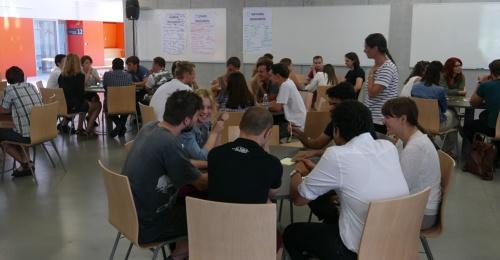 Poletna šola CREA Ljubljana ponovno odprla svoja vrata