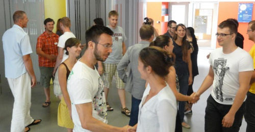 "From Idea to Users – the Summer Academy ""Cities of the Future through Service Innovations"" opens its doors"