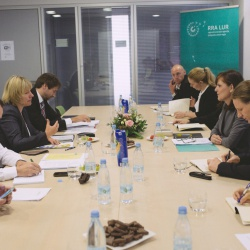 RRA LUR actively involved in the Government visit to the Central Slovenia region