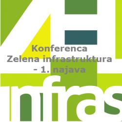 Konferenca Zelena Infrastruktura - najava