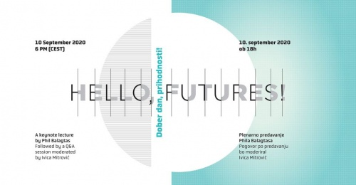 Join the Hello, Futures! online event