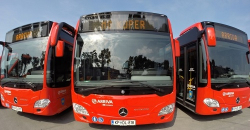 Cross-border public transport between Italy and Slovenia