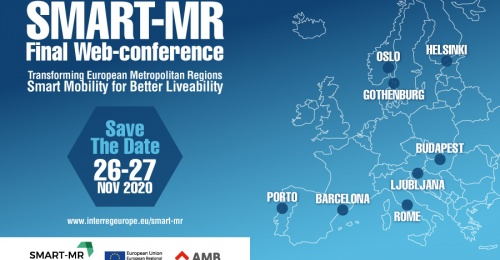 Invitation on SMART-MR Final Web-Conference on 26th and 27 th of November 202
