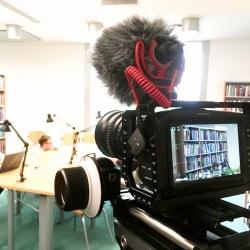 Studio Akcija in Sijajne novice: izdelava promocijskih videov in medij s pozitivnimi novicam
