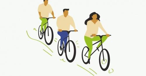 Promocija koncepta trojne spirale za iskanje povezav turizma in trajnostne mobilnosti