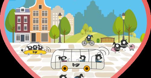 Objavljen javni razpis za sofinanciranje priprave in izvedbe aktivnosti Evropskega tedna mobilnosti v letu 2021