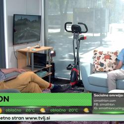 Nastop v Dopoldanski oddaji, Ljubljana TV (15. 6. 2021)