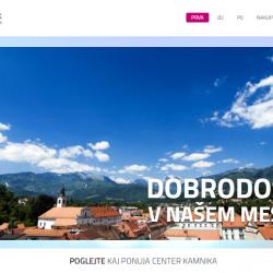Bogato razvito podjetništvo v Kamniku doprinese k revitalizaciji mesta
