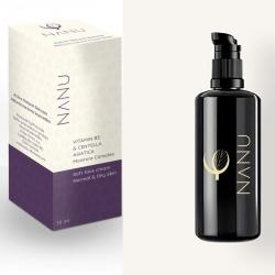 NANU: 100 % naravna linija izdelkov za celostno nego obraza