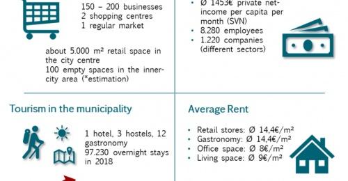 Analiza mesta Kamnik – potencial za lokalno ponudbo, storitvene in gastronomske dejavnosti
